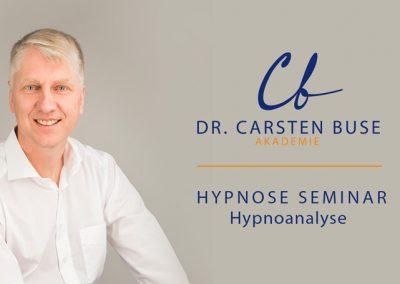 Wochenendseminar Hypnoanalyse